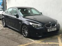 BMW 530 D Msports 2006 (Crabon Black)