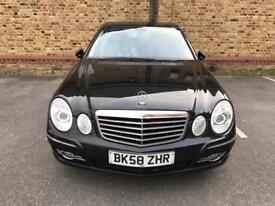 Mercedes E280 Sport CDI Black Drives Superb