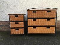2 piece storage set