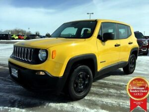 2015 Jeep Renegade Sport 4WD *Backup Camera* *Selec-Terrain*