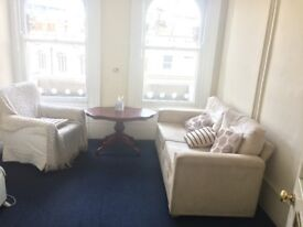 psychotherapy / counselling room to let