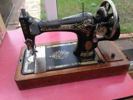 Vintage/Antique Singer Sewing Machine