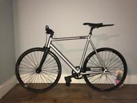 Custom fixed gear race/track bike - Cost £1200!