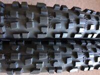 New Kenda off road tyres