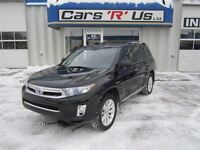 2012 Toyota Highlander Hybrid (REDUCED) LIMITED AWD LOCAL ONLY 6