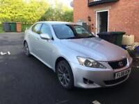Lexus IS220d for sale or swap for a van
