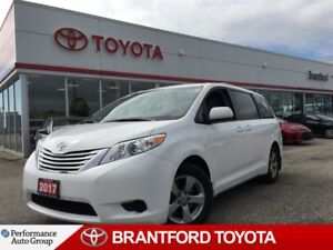 2017 Toyota Sienna Sold..... Pending Delivery