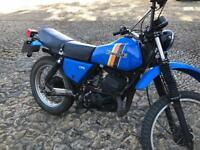 Kawasaki ke175 1980