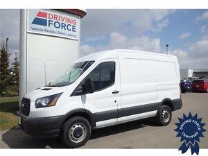 2015 Ford Transit Cargo Van - 3.5L Ecoboost V6 - 27,403 KMs