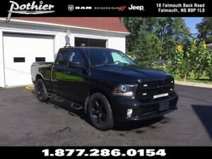 2014 Ram 1500 Express | EXTENDED WARRANTY | CLOTH | UCONNECT |