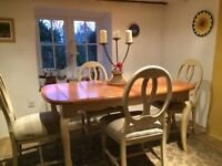 Dining Room table plus 4 chairs