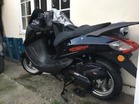 Scooter - Brand new Lynx 125 never used