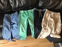 Boy's trousers age 6-7, excellent condition, smoke & pet free home, £5
