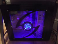 Gaming PC AMD A8 4.2GHz GTX 750TI SuperClocked 16GB RAM Windows 10 Installed Free