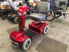 Mobility scooter Rascal 388 6mph with 6 months warranty