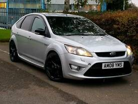 FORD FOCUS ST2 2008 FACELIFT+REMAPPED+HUGE SPEC+RS CLUTCH+300BHP