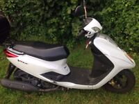 Yamaha Viti 125cc Scooter for sale, very economical and reliable