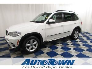 2012 BMW X5 xDrive35i AWD/SUNROOF/LEATHER/HTD SEATS
