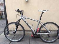 Muddyfox mountain bike - 18 Inch frame