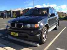 Bmw x5 3.0 diesel turbo Campbelltown Campbelltown Area Preview