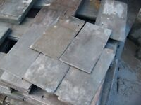 Reclaimed welsh roof slates 20 x 10 and 18x10s