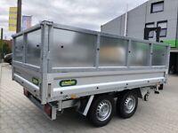 UNSINN WEB 34 Dreiseitenkipper mit E-Hydraulik Bayern - Waal Vorschau