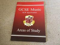 GCSE music - OCR specification