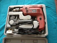 Drill Red Devil sold as spares and repairs as not working