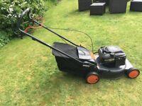 Flymo Pioneer 460D Petrol Lawn Mower