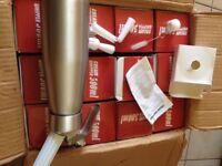 Quality Whipped Cream Dispenser BNIB + extra Nozzles (Same Day)