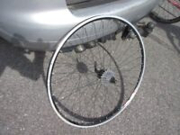 700c SRAM 8 speed Rear Road Bicycle Wheel, as new very good condition Road Bike