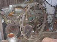 Kartoffelroder,Kartoffelschleuder,Antik,Deko Brandenburg - Zaue Vorschau