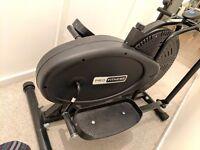 Pro Fitness Cross Trainer Exercise Machine
