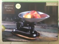 Natural Elements Mechanical Kitchen Scales & Weights