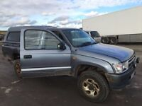 Toyota Hilux jeep 2.4 diesel pic up