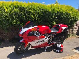 Ducati 749s 2005
