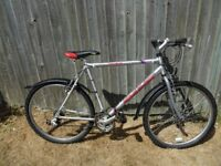 Great Claud Butler adults aluminium Mountain Bike