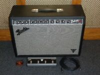 Fender Deluxe VM 40w 1x12 Valve Combo with effects