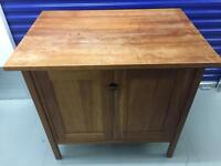 Solid Wood Kitchen Cupboard or Sideboard