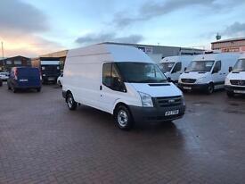 Own this lwb van for £28.88 p/w 🚚👍🏻 September 2010 ford transit 100t350 lwb high roof