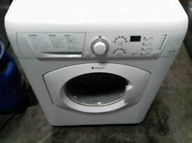 hotpoint 7kg 1200 spin free nn delivery 3 months warranty