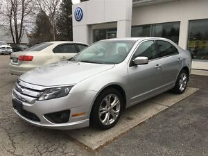 2012 Ford Fusion SE- Low payments