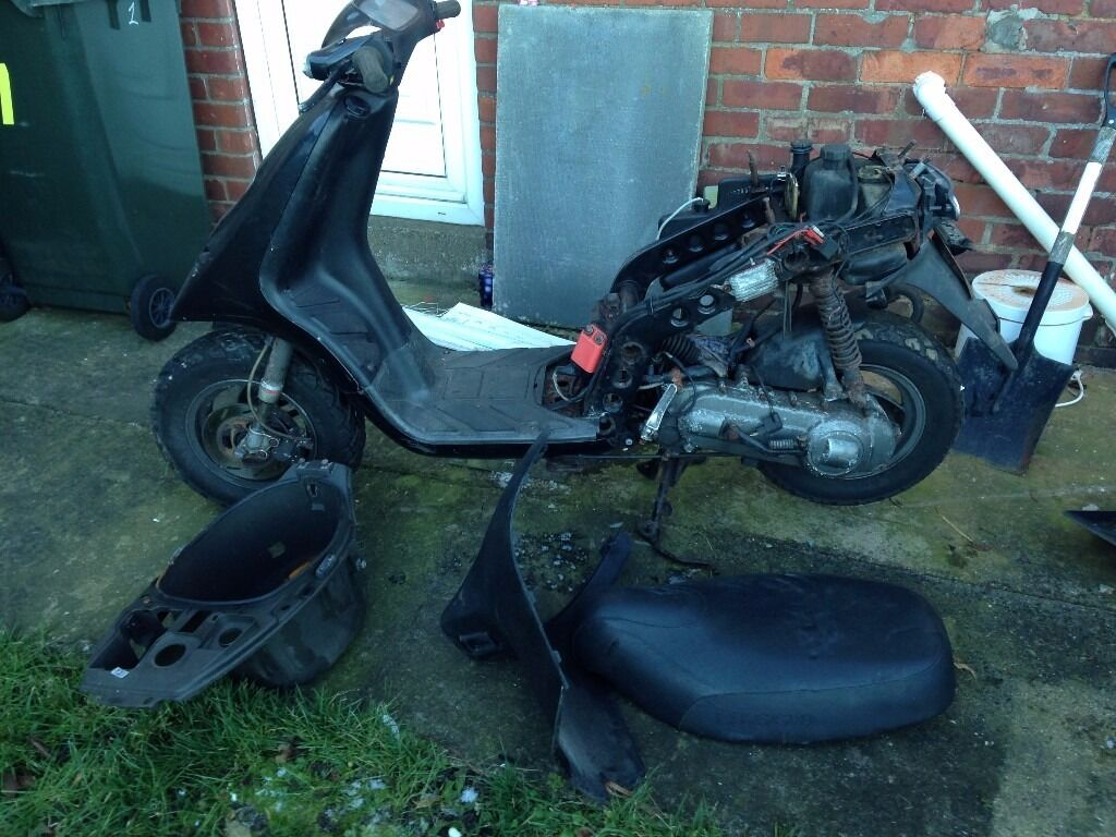 Piaggio 50cc (project, spares, repairs)