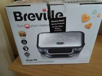 Breville Deep Sandwich Maker with removable plates.