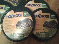 Hozelock 7.5m and 15m sprinkler hose