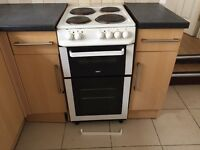 Zanussi 50cm Cooker and Grill