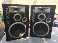 Jammo D265 speakers