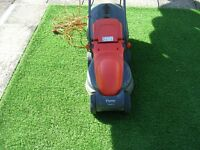 flymo electric compact mower
