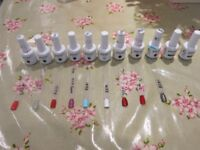 Ukiyo Nail Gel Nail Polish - 15ml a range of different colours & Prices- please see the Description