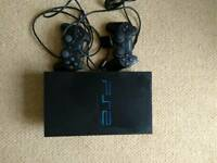 PlayStation 2 with massive games bundle